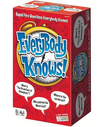 Каждый знает! Endless Games