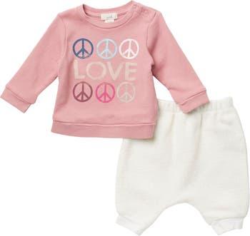 Комплект из 2 предметов Donna Love and Peace Pant PEEK ESSENTIALS