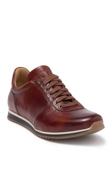 Кроссовки Thatcher на шнуровке Magnanni