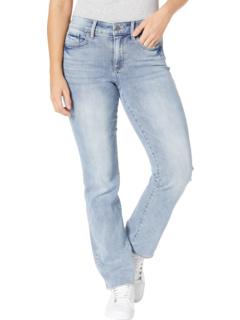Прямые джинсы Petite Marilyn на берегу моря NYDJ Petite