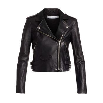 Кожаная байкерская куртка Ashville IRO