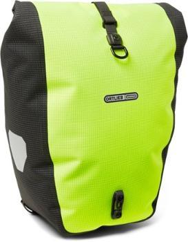Багажник повышенной видимости с задними роликами - одиночный Ortlieb