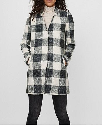 Женская куртка в клетку Katrine VERO MODA