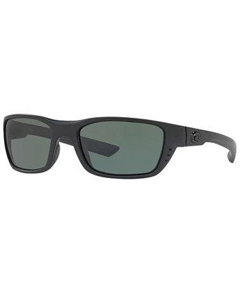 Поляризованные солнцезащитные очки, WHITETIP 58 COSTA DEL MAR