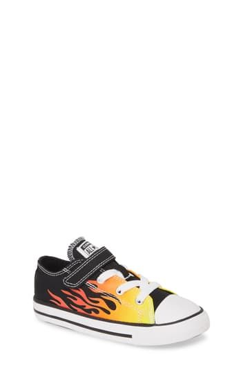 Chuck Taylor All Star 1V Archive Flame Sneaker (Toddler, Little Kid & Big Kid) Converse