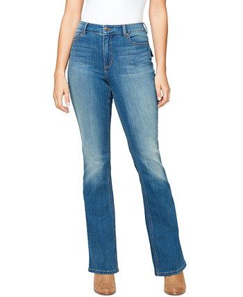 Женские джинсы Bootcut со средней посадкой Gloria Vanderbilt