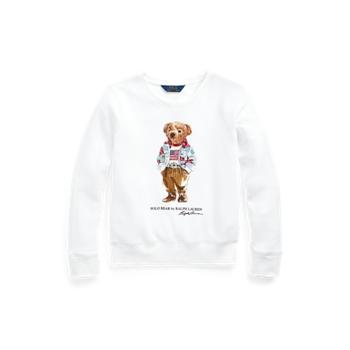 Толстовка Polo Bear из флиса Ralph Lauren