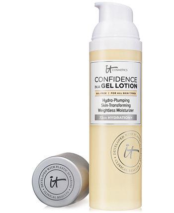 Уверенность в гель лосьон легкий увлажняющий крем IT Cosmetics