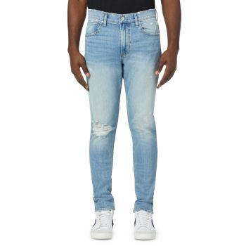 Джинсы-скинни Zack Stained Hudson Jeans