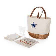 Picnic Time Dallas Cowboys Promenade Picnic Basket Set Picnic Time
