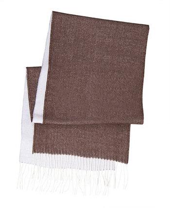 Женский двусторонний двусторонний шарф из шерсти альпаки Simply Natural