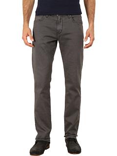 Трикотажные прямые джинсы скинни Bowery Fit в цвете Shark J306R3B John Varvatos Star U.S.A.