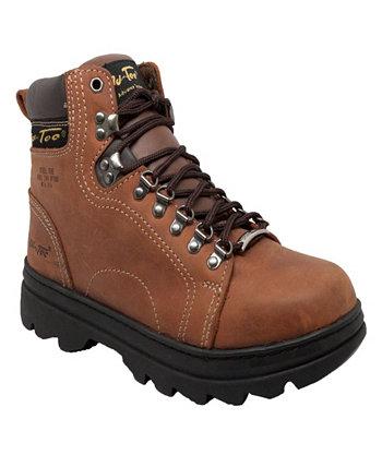 Мужские туристические ботинки со стальным носком 6 дюймов AdTec