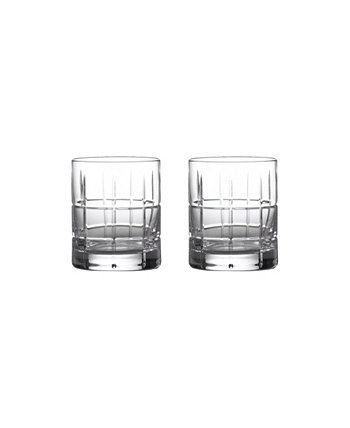 Двойные старомодные очки Olann, набор из 2 шт. Waterford