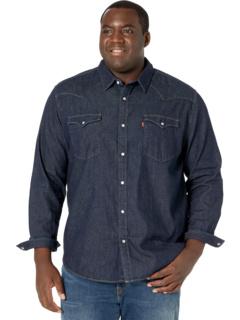 Классическая рубашка в стиле вестерн Big & Tall - Big Levi's® Big & Tall