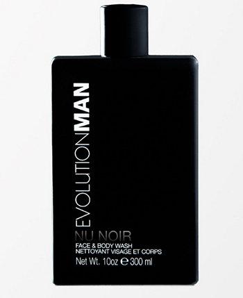 Мужское мытье лица и тела EVOLUTIONMAN