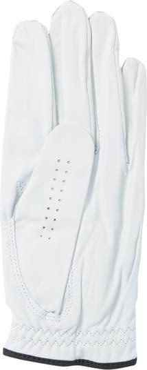 Кожаные перчатки для гольфа Jack Nicklaus