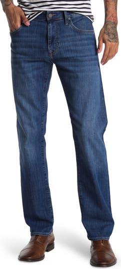 Джинсы прямого кроя Zach Deep New York - внутренний шов 30–34 дюйма Mavi