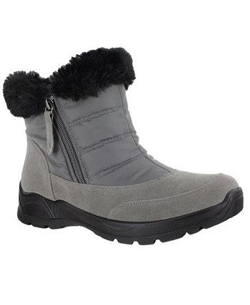 Легкая сушка морозными водонепроницаемыми ботинками Easy Street