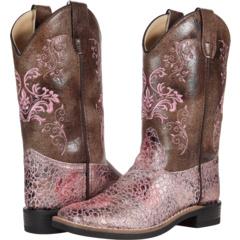 Блеск (Малыш / Маленький ребенок) Old West Kids Boots