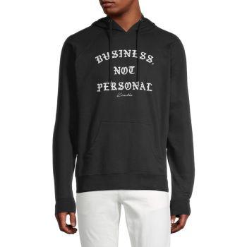 Толстовка Business Not Personal KINETIX