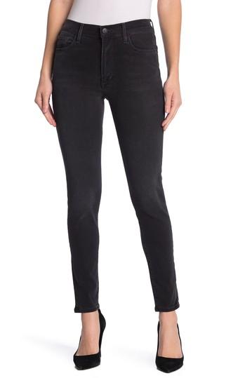 Джинсы-скинни до щиколотки с высокой посадкой Joe's Jeans