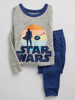 babyGap | Star Wars ™ Пижамный комплект из 100% органического хлопка Mandalorian Gap Factory