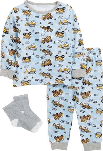 Комплект пижамы и носков с длинными рукавами Sleep On It CLOUD NINE