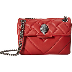 Кожаная сумка через плечо Mini Kensington Kurt Geiger London