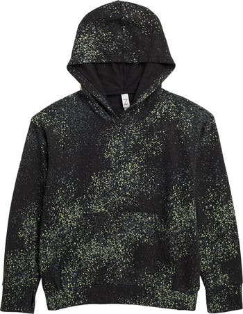 Яркий пуловер с капюшоном Shine Z by Zella Girl
