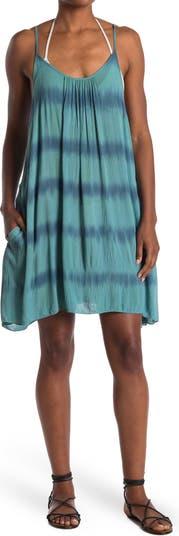 Tie Dye Slip Dress ELAN