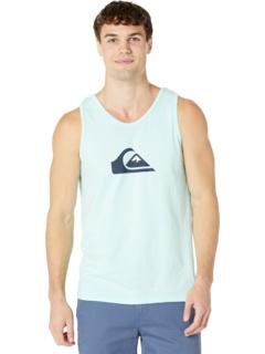 Топ без рукавов с логотипом Comp Quiksilver