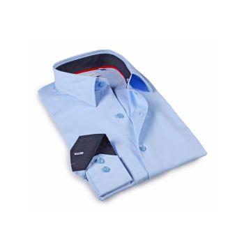 Классическая рубашка строгого кроя Levinas