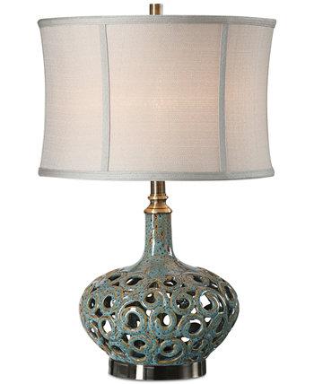 Настольная лампа Volu Swirl Uttermost