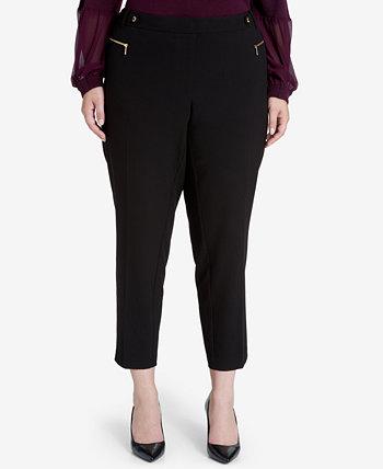 Прямые брюки большого размера до щиколотки Calvin Klein