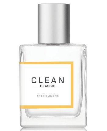 Классический спрей для ароматов Fresh Linens, 1 унция. CLEAN Fragrance