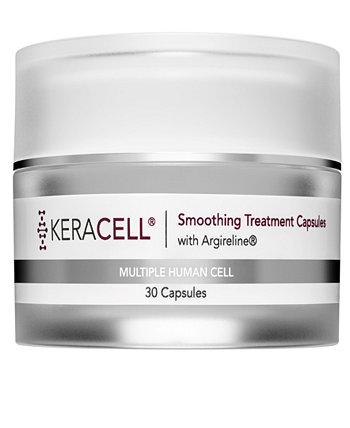 Разглаживающие лечебные капсулы с аргирелином, 30 капсул KERACELL