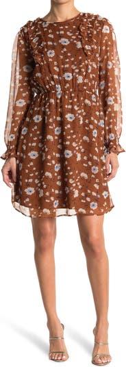 Платье Jade с длинными рукавами Velvet Heart