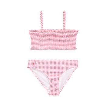 Gingham Two-Piece Swimsuit Ralph Lauren