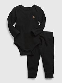 Комплект детской одежды из вафельного трикотажа из 100% органического хлопка Gap