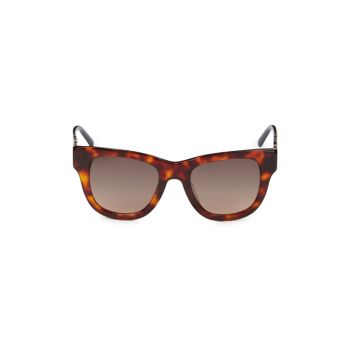 Квадратные солнцезащитные очки 51 мм M Missoni