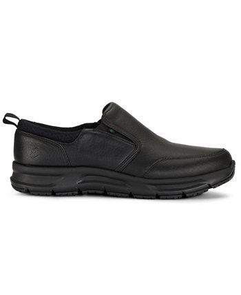 Emeril Lagasse Мужская четверть слип на упавшей нескользящей рабочей обуви Emeril Lagasse Footwear