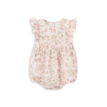 Пузырь с принтом кролика Аннабель для маленьких девочек Elegant Baby
