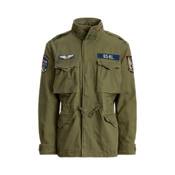 Культовая полевая куртка Ralph Lauren