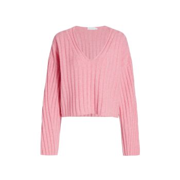 Вязаный пуловер Zena Loungewear Jonathan Simkhai