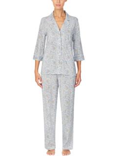 Пижамный комплект с длинным рукавом Ralph Lauren