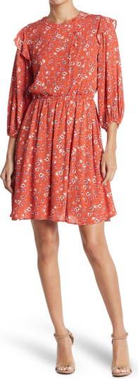 Мини-платье с пуговицами Collective Concepts