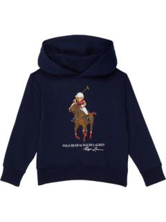 Толстовка с капюшоном Polo Bear из флиса (для малышей) Ralph Lauren