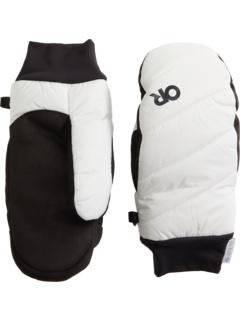 Пуховые рукавицы с люминофором Outdoor Research