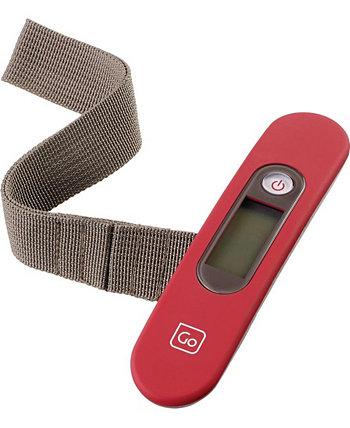 Цифровые весы для багажа GO TRAVEL